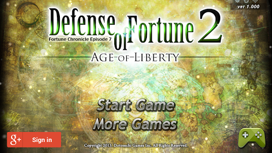 Defense of Fortune 2 mod apk