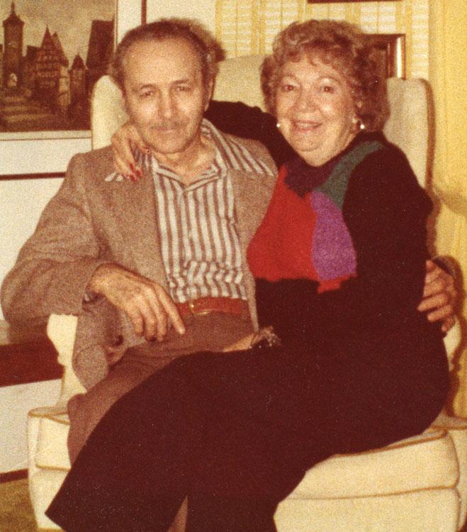 John and Claudine