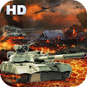 Iron War Tank Battle icon