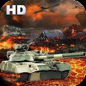 Iron War Tank Battle