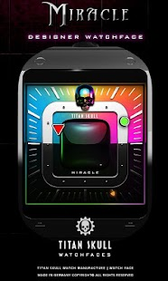 Miracle Watch Face- screenshot thumbnail