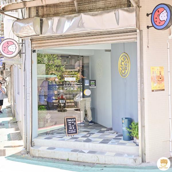 . 📍ᴄ ᴍᴀᴊᴏʀ ᴄᴜʀʀʏ ʙᴀʀ | 台北中山 在雙城街的 C Major,附近有很多的咖喱飯店,去年才開幕以南洋風味的咖喱擄獲不少客人的心,而我在附近憂鬱要吃哪個咖喱飯的時候無意間發現它想