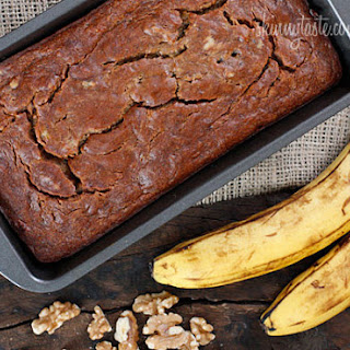 Low Fat Banana Nut Bread.