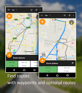 Offline Map Navigation screenshot 1