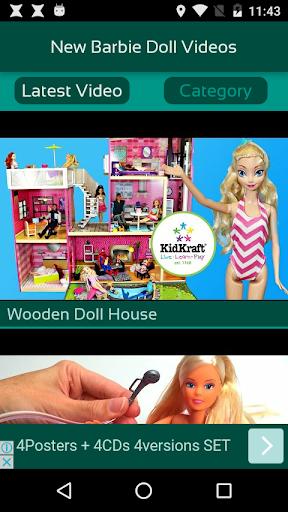 Skachat New Barbie Doll Videos Celkon A1 Google Play Softwares