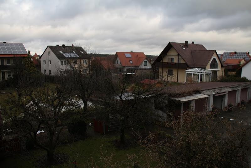 Photo: Vista de tráz da casa