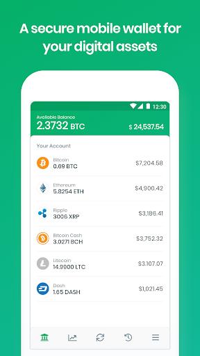Evercoin: Bitcoin, Ripple, ETH  screenshots 1