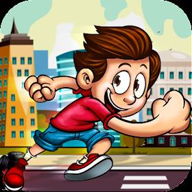 Kids Run Free : Running Game for Kids
