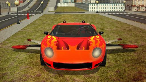 Free Flying Racing Car Driving 1.1 screenshots 3