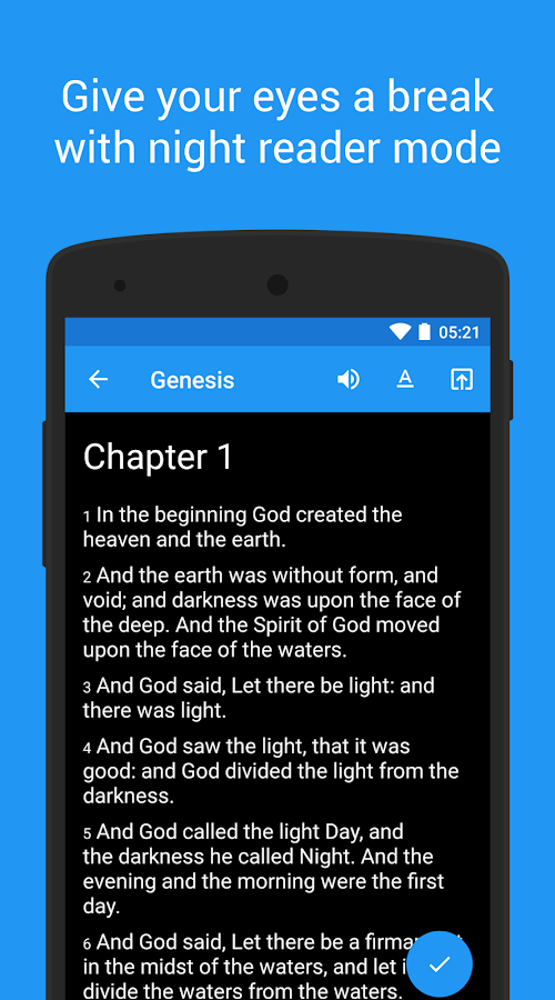 King James Bible (KJV) - free- screenshot