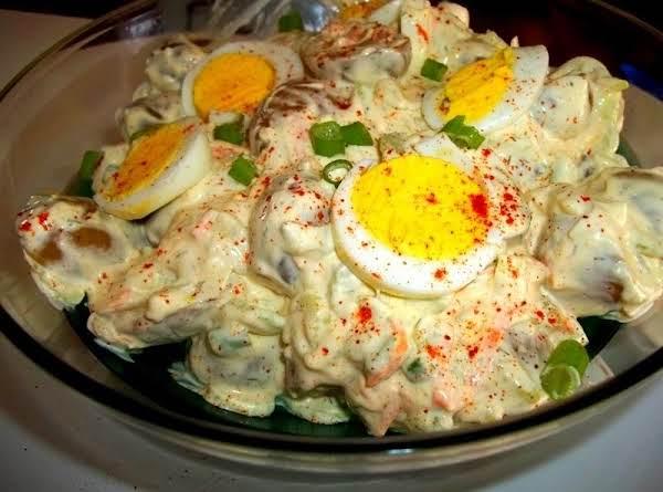 Cassies Sour Cream N Onion Tater Salad