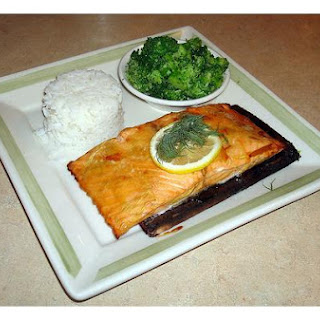 Dijon Salmon Filets