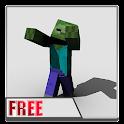 ZombieTown Minecraft PE Mod icon