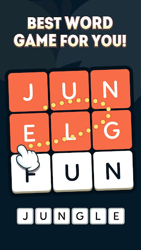Word Jungle - Search Puzzle for PC