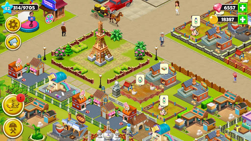 Supermarket City : Farming game 5.3 Screenshots 17