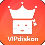 VIPdiskon - Promo & Cashback Setiap Hari