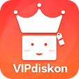 VIPdiskon -.. file APK for Gaming PC/PS3/PS4 Smart TV