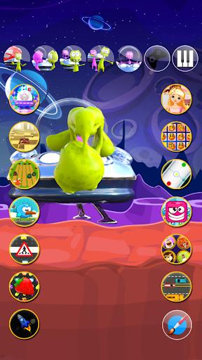 Talking Alan Alien screenshot 3