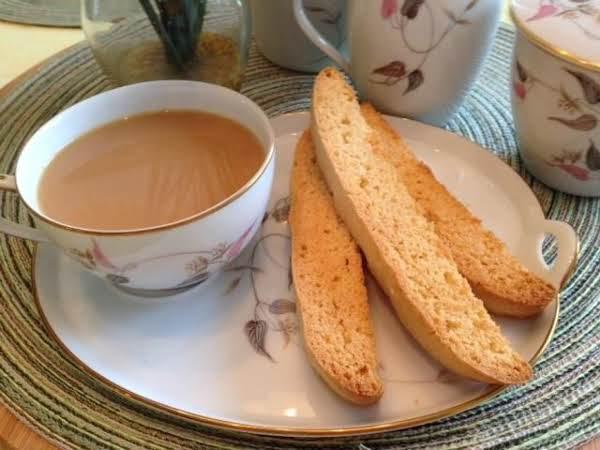 Cousin Connie's Anise Biscotti Recipe