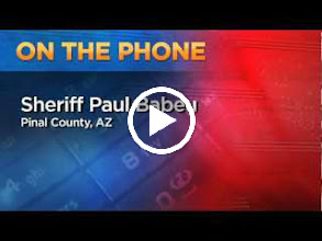 Video: Dec. 14: Sheriff Paul Babeu discusses the Obama administration's plan to cut the number of National Guard troops patrolling the U.S.-Mexico border.