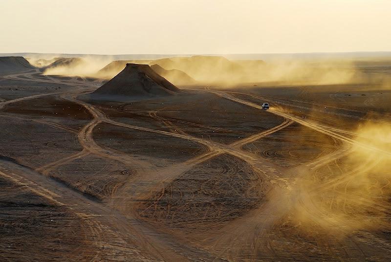 Alla scoperta delle dune pietrificate. di Clara