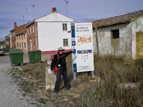 Photo: Etapa 16. Calzadilla de la Cueza.
