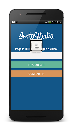 InstaMedia app (apk) free download for Android/PC/Windows screenshot