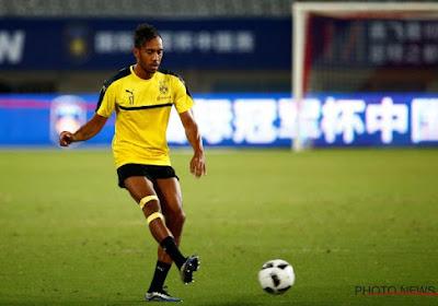 Aubameyang recadré par le Borussia, avant de faire ses valises?