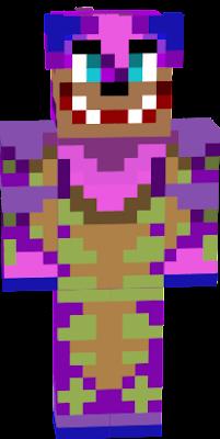 Ultimo cambio de la skin definitiva de Blashow