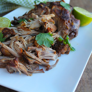 Cocoa Chili Pork Shoulder