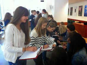 Photo: Poznávací zájezd do Varšavy a spolupráce s polskými studenty (čtvrtek 25. – sobota 27. září 2014).
