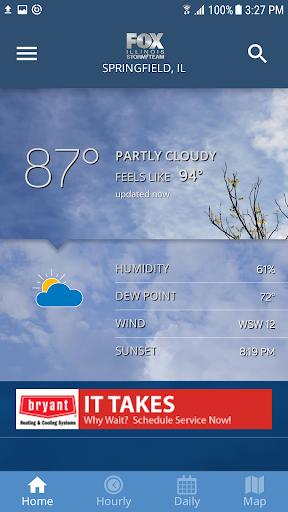 Fox Illinois Weather App 4.6.1400 screenshots 1