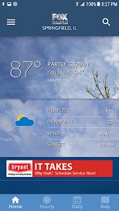 Fox Illinois Weather App 5.0.503 Android Mod APK 1