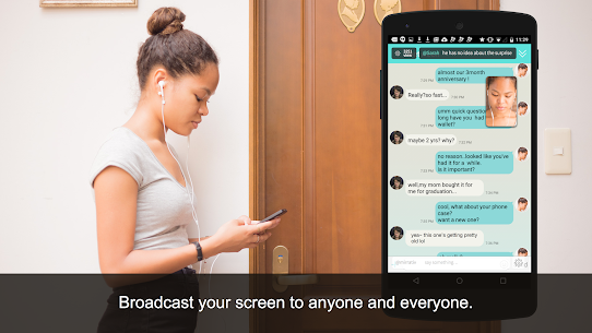 Mirrativ: Live-streaming with JUST a smartphone 5