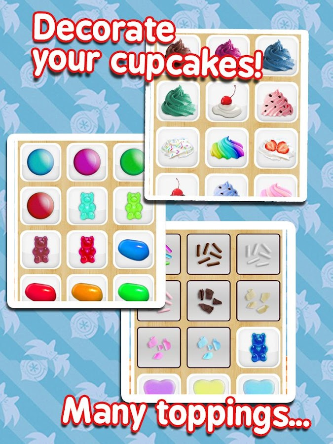 Bake Your Own Cake Games