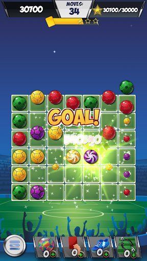 Euro Soccer Tournament - Match 3 Puzzle Game 7.100.6 screenshots 3