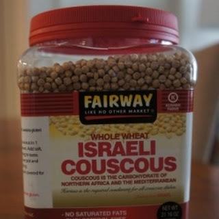 Israeli Salad Couscous