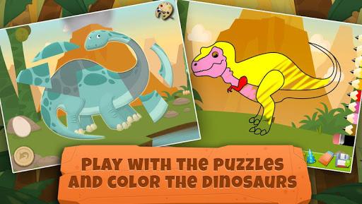 dinosaurs for kids : archaeologist - jurassic life screenshot 3