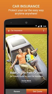 Insure – Buy General Insurance- screenshot thumbnail