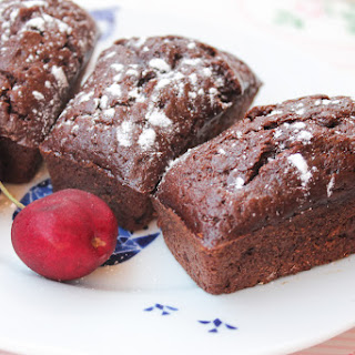 Cherry Chocolate Cake.
