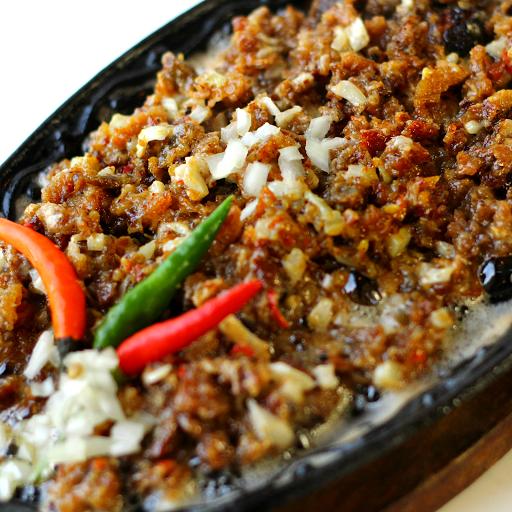 Pork Sisig Rice Combo