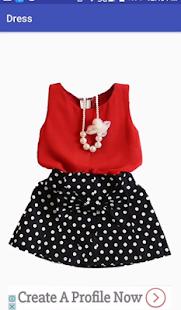 Baby Dress - náhled