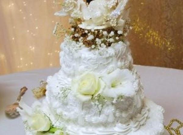 Sweet Romance Wedding Frosting Recipe