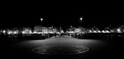 Passeggiata notturna ad Ostia di malikkite