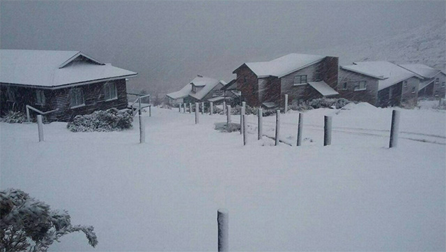 Tiffindell Ski Resort in the Eastern Cape. File picture