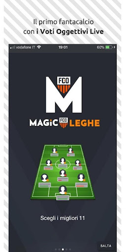 Magic Leghe - Fantacalcio screenshots 1