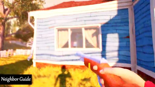 Walktrough for Neighbor Hi Alpha screenshot 4