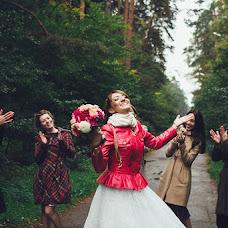 Wedding photographer Aleksandra Tkhostova (Thostova). Photo of 30.09.2013