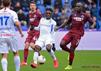 'Racing Genk en Club Brugge strijden om dezelfde speler'