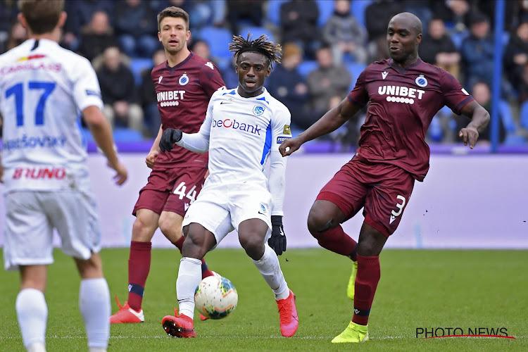 'Club Brugge en Racing Genk strijden om dezelfde aanvaller'